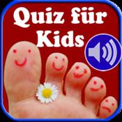 Quiz für Kids - mit Sprachausgabe