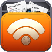 Slide Reader Broadsheet Edition qr reader for iphone
