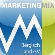 Marketing Mix App vom Marketing-Club Bergisch Land e.V. club mix