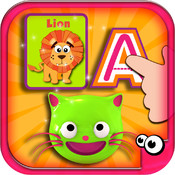 EduKitty ABC Letter Quiz-Alphabet Learning Games, Flash Cards and Tracing for Preschoolers and Toddlers!