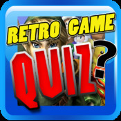 Retro Game Quiz game