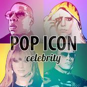 Pop Icon Celebrity icon pop