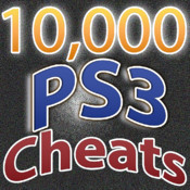 10,000 Game Cheats for PS3