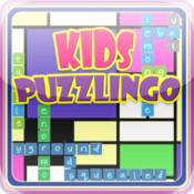 Kids Puzzlingo for iPad