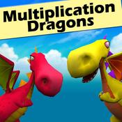 Multiplication Dragons dragons