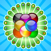 Color Balls Game for kids