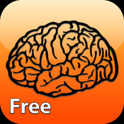 The Brain Trainer Free - Games for the development of memory, brain and intellectual abilities development