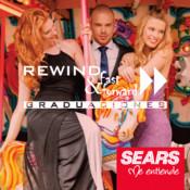 Sears Rewind & Fast Forward sears riding mower parts