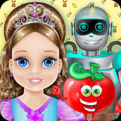 Toy Dentist: Daycare Teeth Care Game for Kids