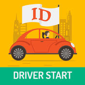 Idaho Driver Start - prepare for the IDAHO DMV knowledge test, easy way to practice and get your ID Driver License