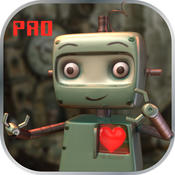 Love Bot Subway Runner PRO - A robot run for love & double jump fever game subway
