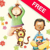 My little yoga for kids FREE - introduction to yoga, relaxation and asanas with music for children and beginners app