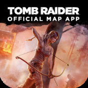 Official Tomb Raider Map App tomb raider gun holster