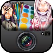 CCMWriter - Manga & Anime Studio Design Text and Photo Camera on Deadman Wonderland wonderland
