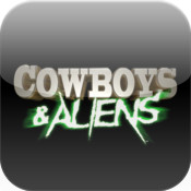 Cowboys & Aliens Experience HD graphic authority