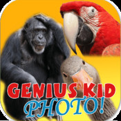 Genius Kid Photo - Educational quiz for kids