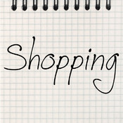 My Shopping List - Grocery food and drink list