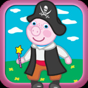 Adorable Pig - The Ultimate Dressing Up Game For Kids