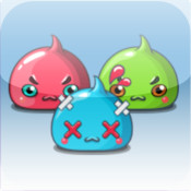 Flappy monsters - Monsters jump on Bifrost bridge. a story based on cross hunter.