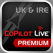 CoPilot Live Premium UK & Ireland