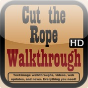 Cut the Rope Walkthrough HD edition of Secrets Exposed Game Guides (Unofficial)