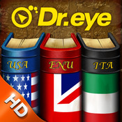 Italian-English & English-Italian Dictionary by Dr.eye
