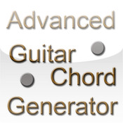 Advanced Guitar Chord Generator guitar fingering