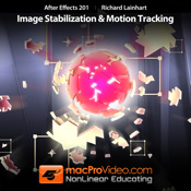After Effects 201: Motion Tracking & Stabilization cursors 3d