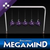 Newton`s Cradle Classic Megamind Edition