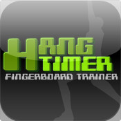 Hang Timer - Fingerboard Training fingerboard