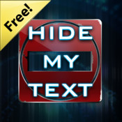 Hide My Text (Free Reader Edition) - Send private text messages