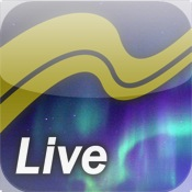 Live!Aurora for iPhone(Northern Lights live broadcasting from Alaska)
