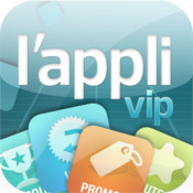 L`Appli VIP by adVIP iPad Edition