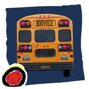 Bus To Booville: a funny Halloween costume story book by Wendy Wax (iPhone version by Auryn Apps) wendy s menu prices