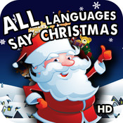 A.D Merry Christmas In Different Languages HD different