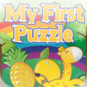 Amazing My First Puzzle - Animals and Fruits amazing fruits super