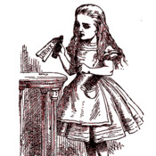 Alice`s Adventures in Wonderland by Lewis Carroll (1865)