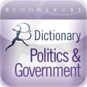 Bloomsbury Dictionary of Politics