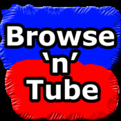 Browse and Tube - Web browser and YouTube video play