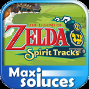 MAXISOLUCES - The Legend of Zelda Spirit Tracks – La Soluce Complète ds lite zelda