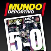 Mundo Deportivo edición impresa