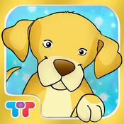 Eine Hundegeschichte – Gegensätze lernen - Ein interaktives Bilderbuch mit Geschichten für Kleinkinder in HD