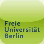Freie Universität Berlin Campus Map