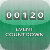 Event Timer, remind me. Countdown Timer for iPhone