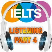 IELTS Listening Part 4 Exercises