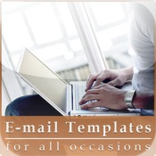 Email Template For All Occasions - iPad Version... email newsletter template