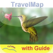 Dominica HD - Travel Map Navigator