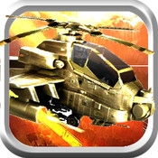 Apache Air Strike ( A Helicopter Shooting and Racing Game - by Fun Free Race Games )