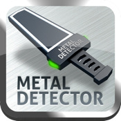 Metall Detector - pocket security tool for iPhone 3GS, iPhone/iPod 4 iphone ipod