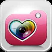 Love Camera - real-time valentines and cute frames for those who love and are loved